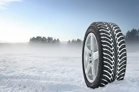 Зимові шини - безпека на льоду.