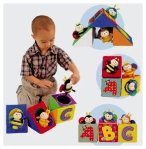 Вибір розвиваючої іграшки для дитини