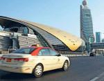 Таксист - екскурсовод по місту
