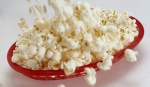 Як зробити попкорн з кукурудзи
