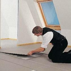 Як зробити суху стяжку підлоги