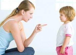 Що робити якщо дитина не слухається